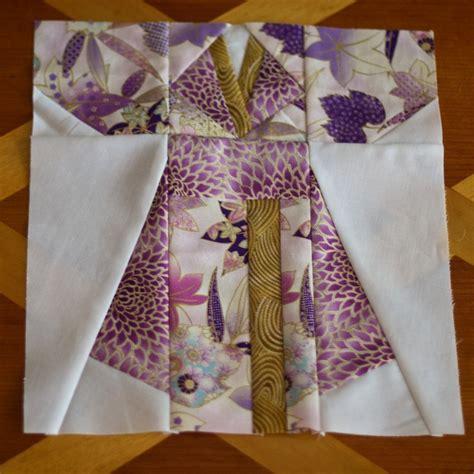 kimono pattern block kimono quilt block one naomi vandoren