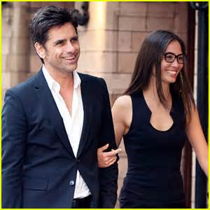 is john stamos married now john stamos goes out with grandfathered co star josh
