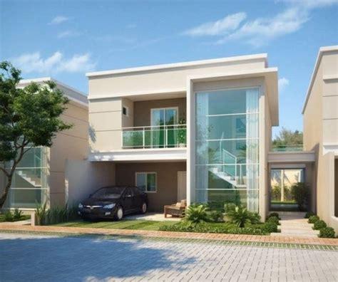 cocheras modernas fachadas de casas modernas