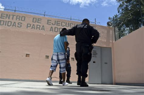 imagenes de justicia para adolescentes avalan prisi 243 n a menores de edad el ma 241 ana de nuevo laredo