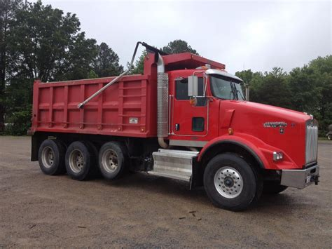 used t800 kenworth trucks for sale 2010 kenworth t800 dump trucks for sale used trucks on