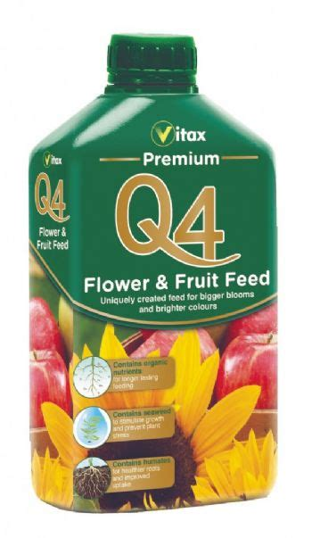 q store fruit shop vitax q4 premium flower fruit feed 1l