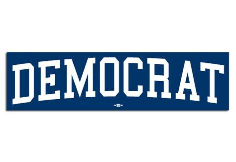 Democrat Stickers democrat bumper sticker bs53065 democraticstuff