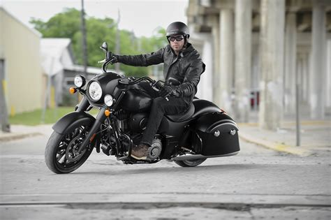 Indian Motorcycle Showcasing 2018 Models at Sturgis with