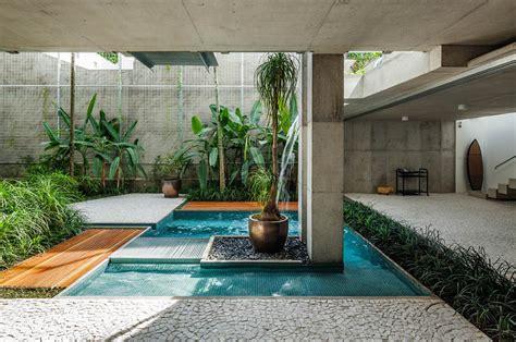 home design elements reviews galeria de casa de fim de semana em s 227 o paulo spbr arquitetos 3
