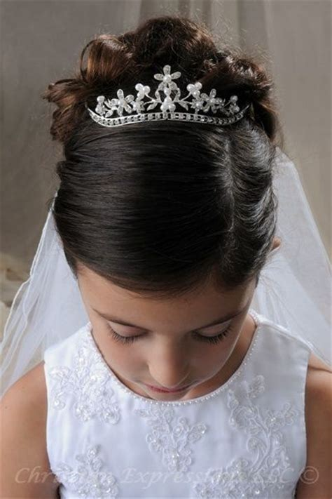 cute hairstyles for first communion 21 best images about first communion on pinterest