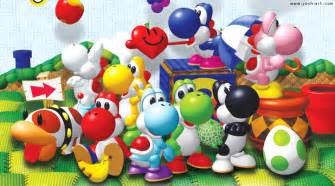 yoshi colors how many yoshi colors are there smashboards