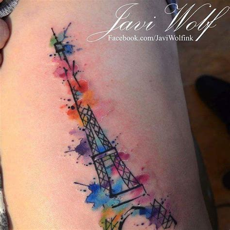 eiffel tower tattoo best tattoo ideas gallery