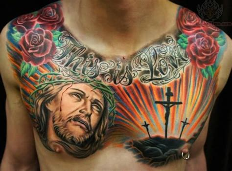 jesus tattoo revelation religious tattoo for women google search tatoo