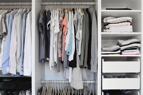 closet organizers for small closets maximize storage in a small closet personal organizing