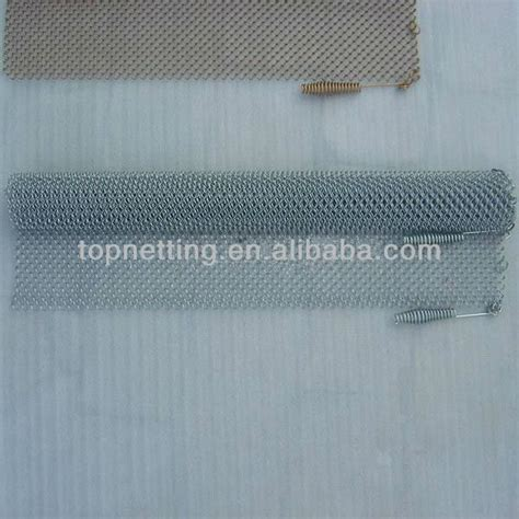fireplace spark screen mesh curtains chain link mesh spark screen fireplace curtain mesh buy