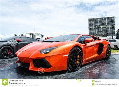 Lamborghini Price In Thailand Lamborghini Editorial Photography Image 33090437