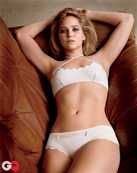 Celebrity Naked Pictures Jennifer Lawrence Hot