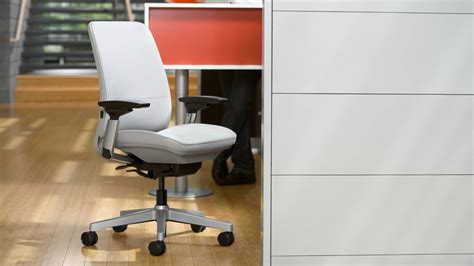 Armless Office Chairs With Wheels by Amia Ergonomic Office Chair Amp Seating Steelcase