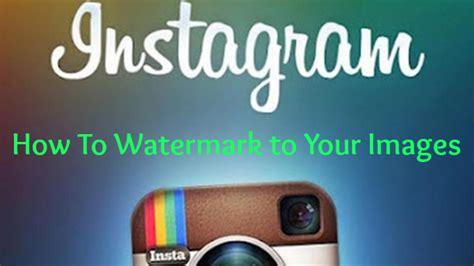 watermark  instagram    iwatermark