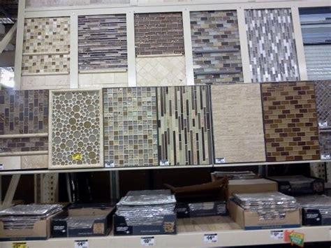 home depot tile sles for backsplash kitchen