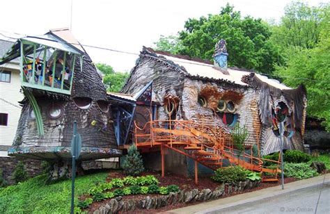 bizarre houses joe orman s photo pages bizarre houses