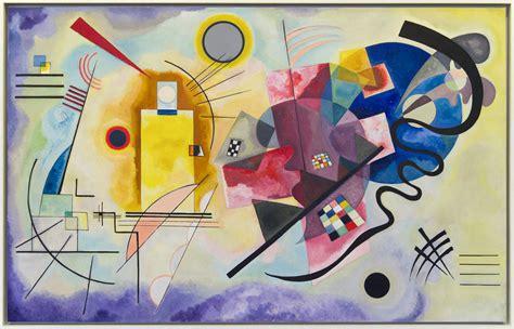 Imagenes Abstractas De Wassily Kandinsky | los requisitos para ser artista seg 250 n kandinsky yorokobu