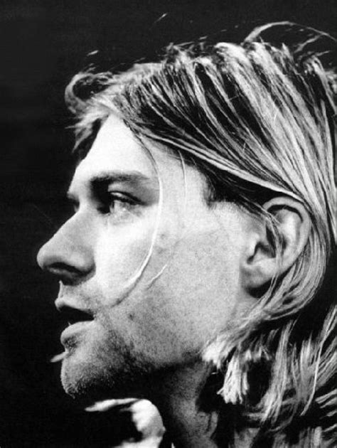 Bio Data Kurt Cobain | chatter busy kurt cobain quotes
