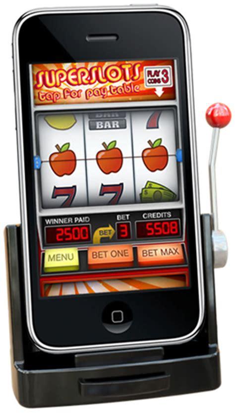 iphoneipod slot machine dock