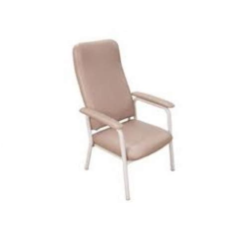 high back day chair hilite vanilla champagne