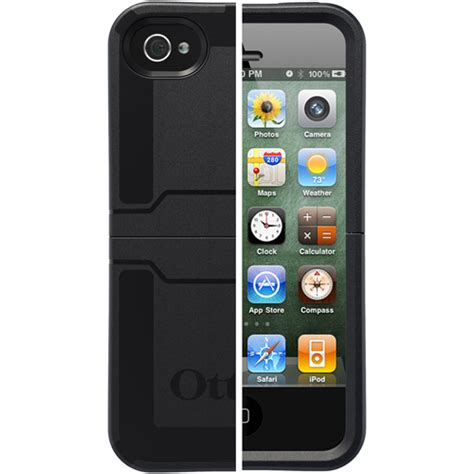 iphone 4 walmart otterbox reflex series for iphone 4 4s black accessories walmart