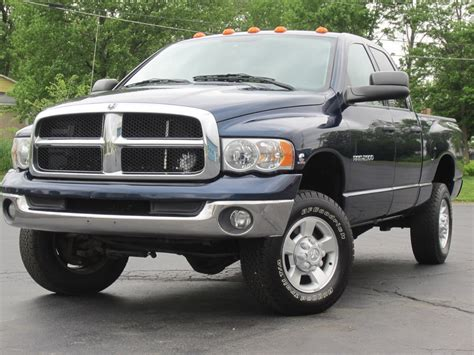 2004 dodge cummins 2004 dodge ram 2500 slt 4x4 5 9l cummins diesel 325hp h o