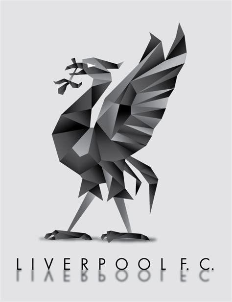 Kaos Hi Res Black Liverbird Liverpool Logo 9 Lengan Panjang Lpg Lpl30 liverbird cubism by leopasta on deviantart