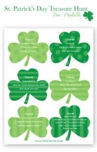 st s day treasure hunt printable tauni co
