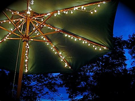 Patio Umbrella String Lights Patio Umbrella Lights Umbrella Lights Home Bedroom Decor