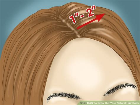 how to color out of hair 3 clear and easy ways to grow out your hair color