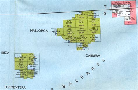 mallorca balearics spain 1 75 000 hiking map gps precise kompass books balearic islands