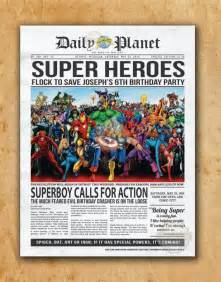 newspaper invitation template 270 best images about the on
