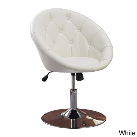 small white vanity chair white leather vanity chair white vanity stool swivel