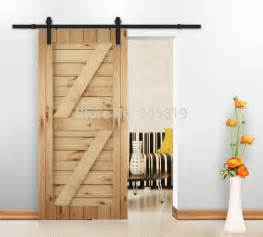 Barn Door Hardware Track System Rustic Vintage Plate Sliding Barn Door Hardware Barn Door Track System In Doors From Home