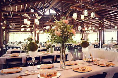 outdoor wedding venues canton oh country wedding reception table ideas siudy net