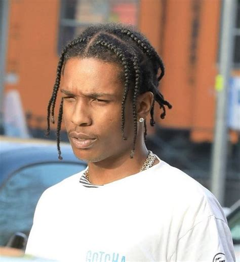 asap rocky hair 50 ideas rock asap rocky braids strong person 2019