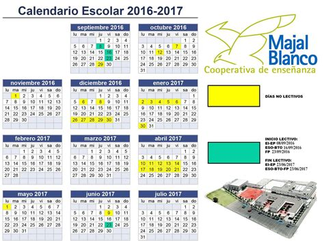 calendario escolar 2016 2017 mexico calendario escolar 2016 2017 primaria