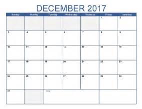 Calendar December 2017 Word Format Blank December 2017 Calendar Calendar Template Letter