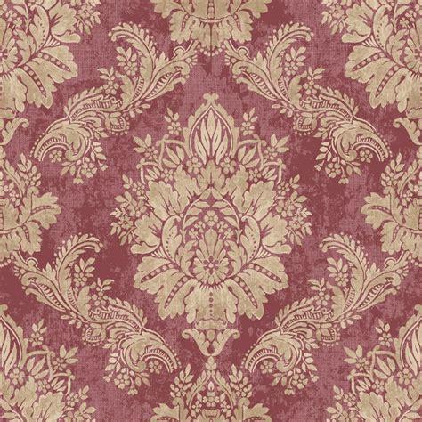 Rasch Wallpaper rasch bloomsbury damask pattern floral motif metallic