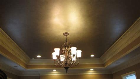 Bronze/metallic ceiling   Modern   Bedroom   Nashville