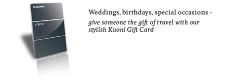 gift cards kuoni travel - Kuoni Gift Card