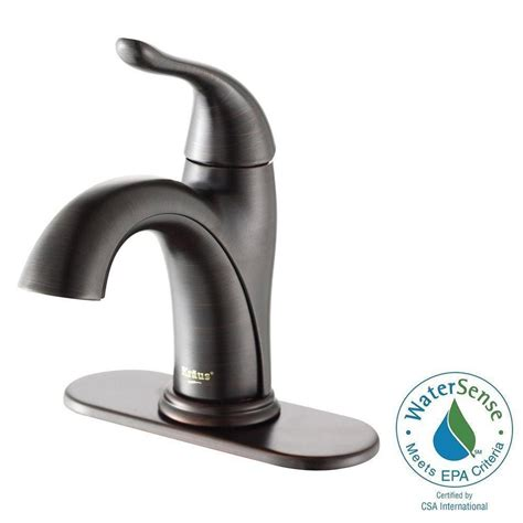 kraus arcus single single handle bathroom faucet in