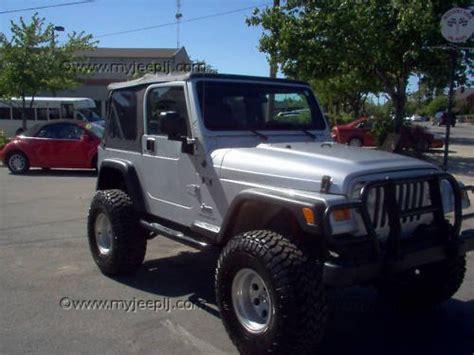 Jeep Tj 6 Inch Lift The Jeep Wrangler Jeep Tj Lift Pics