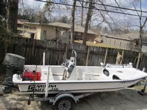 carolina skiff boats for sale baton la 1996 carolina skiff j16 center console for sale in baton