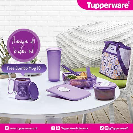 Terbaru Tupperware Cosmo Violet cosmo violet tupperware indonesia promo terbaru
