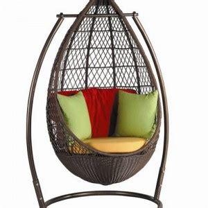 Swinging egg chair ikea
