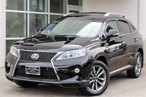 Pre Owned Lexus Rx 350 For Sale by Pre Owned 2013 Lexus Rx 350 F Sport Sport Utility In