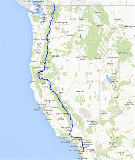 map of oregon pacific crest trail pacific crest trail warrior hike quot walk the war quot program