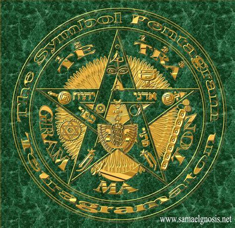 imagenes simbolos gnosticos pentagrama esot 233 rico dibujo 15